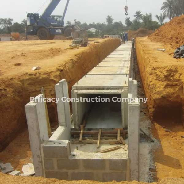 Lagos Nigeria based Leading Civil Engineering Company