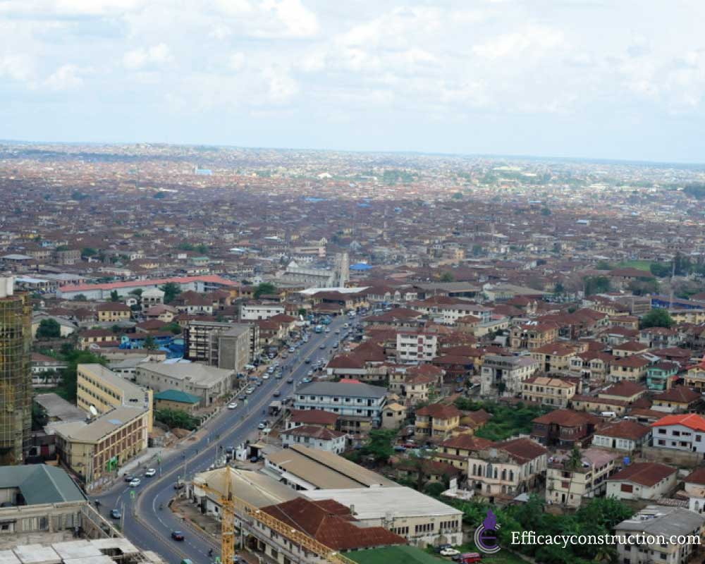 Ibadan One of the 10 Best Places to live in Nigeria