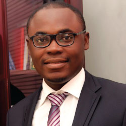 Dr Ajiboye Oyeleke MD-CEO Efficacy Construction Company